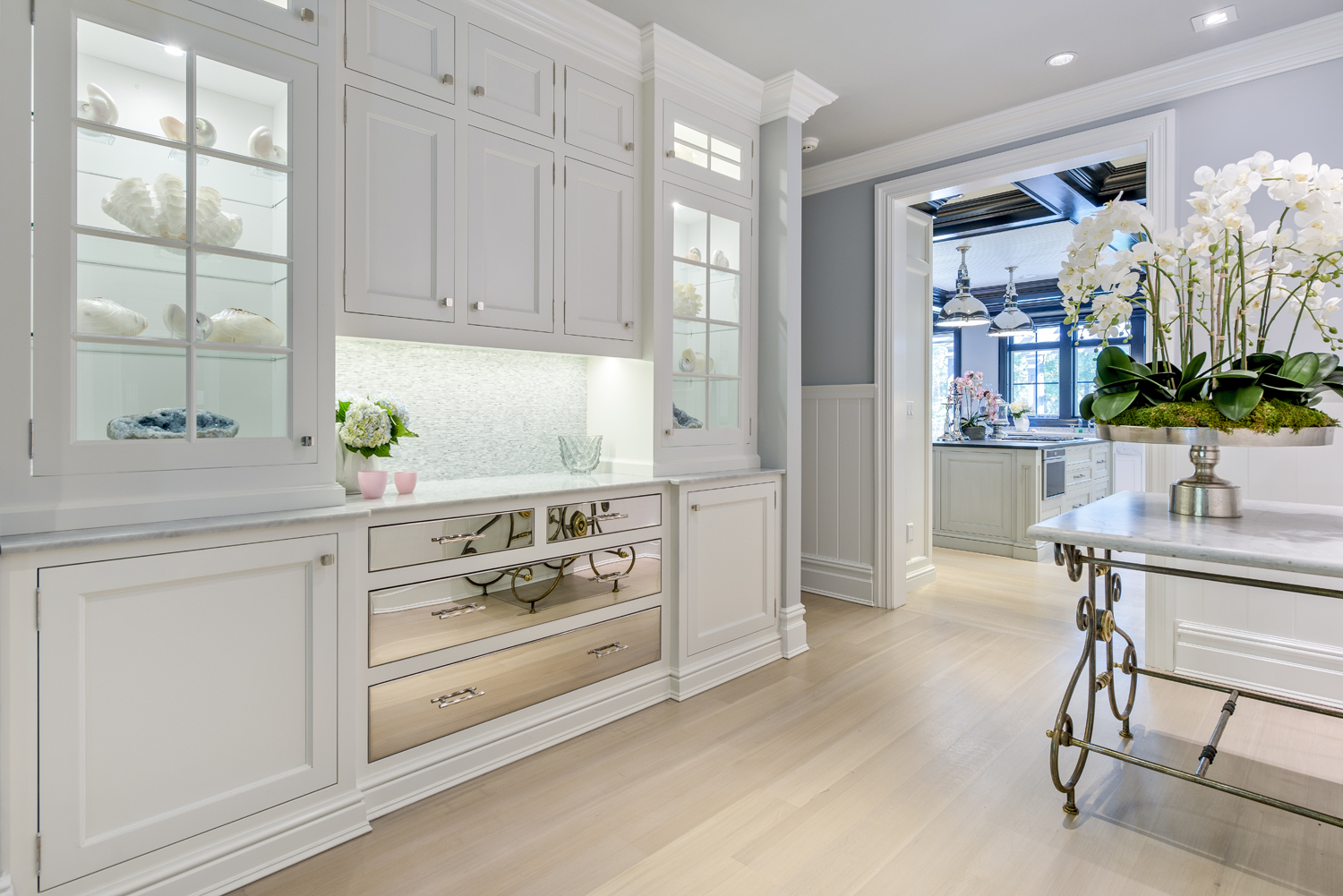 Hamptons Cabinets Design