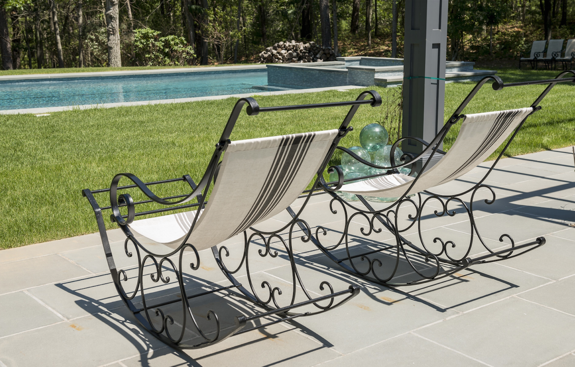 Hamptons Patio Chairs