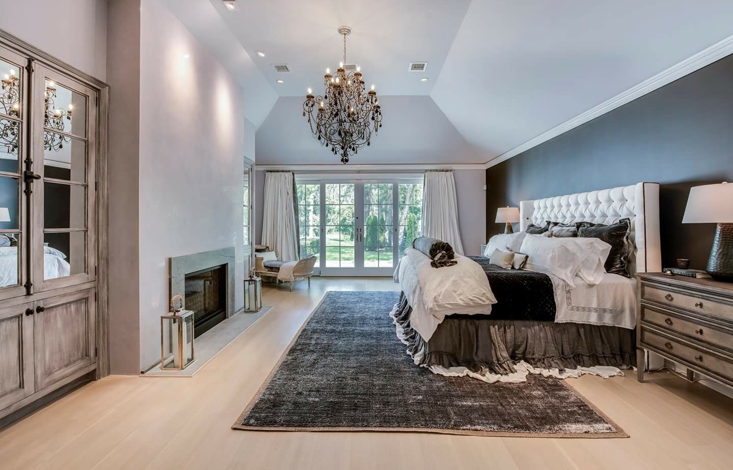 Hamptons Master Suite