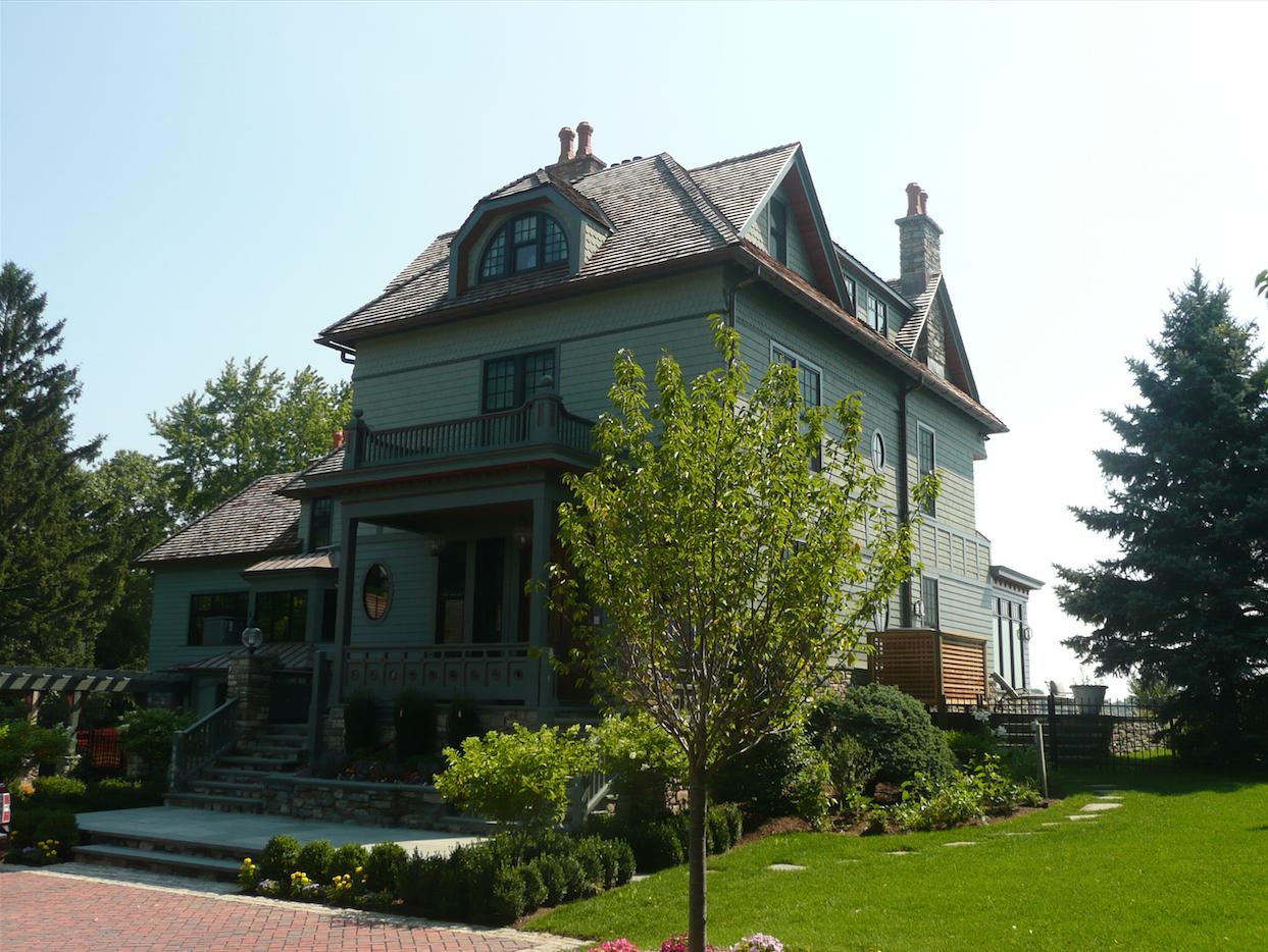 Hamptons House Exterior