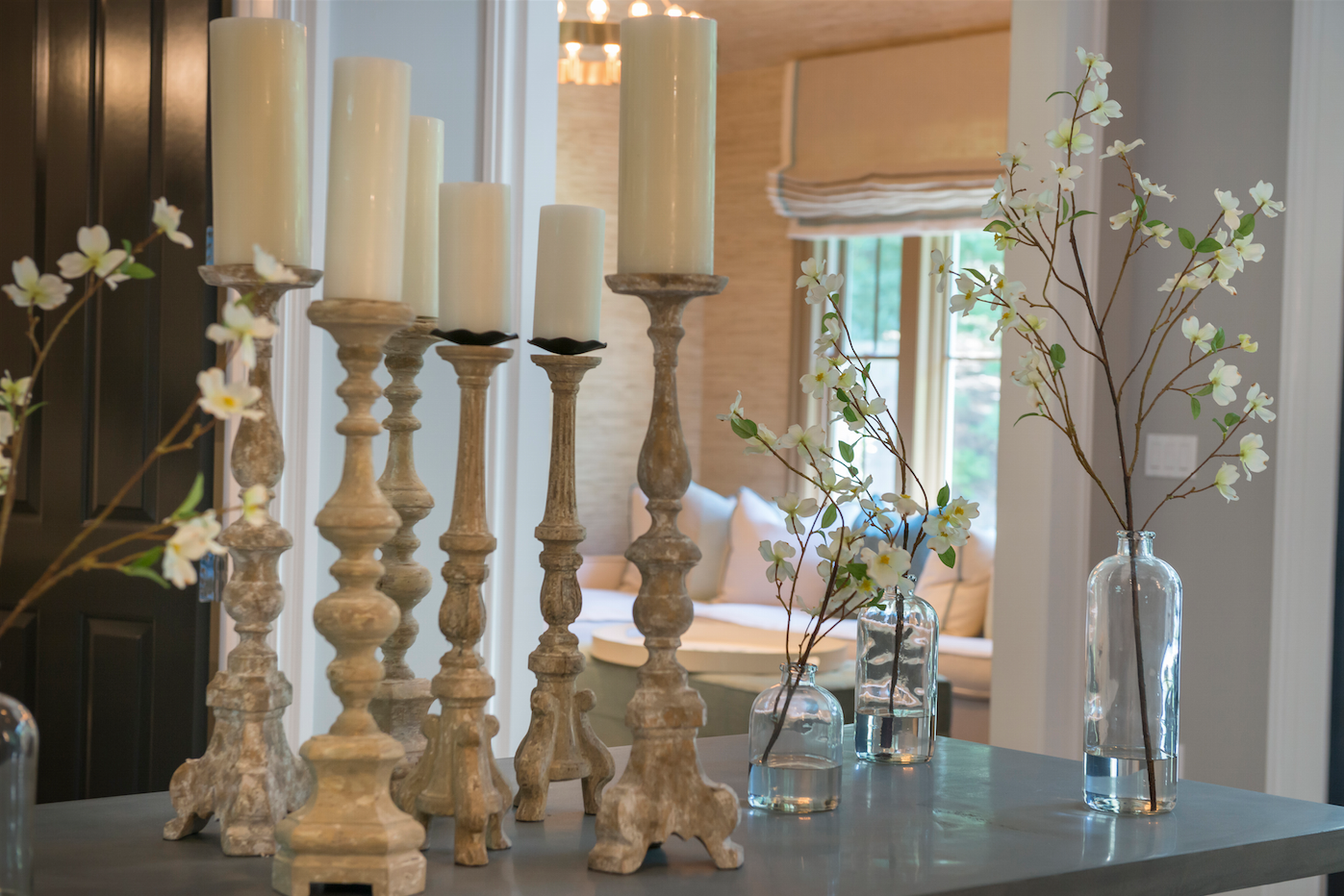 Hamptons Table Candelabras